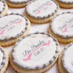 Biscuits marque-place