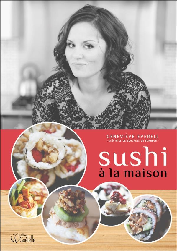 Livre Sushi à la maison