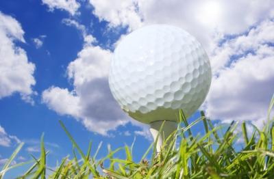 Tournoi de golf - Biscuits corporatifs avec logo comestible
