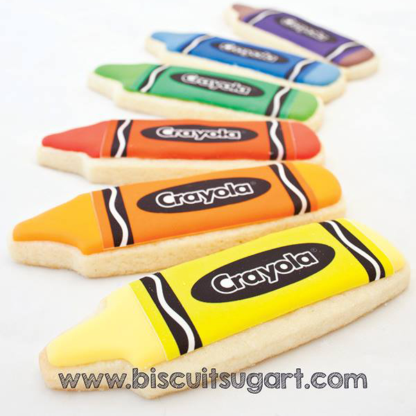 Biscuits Crayola
