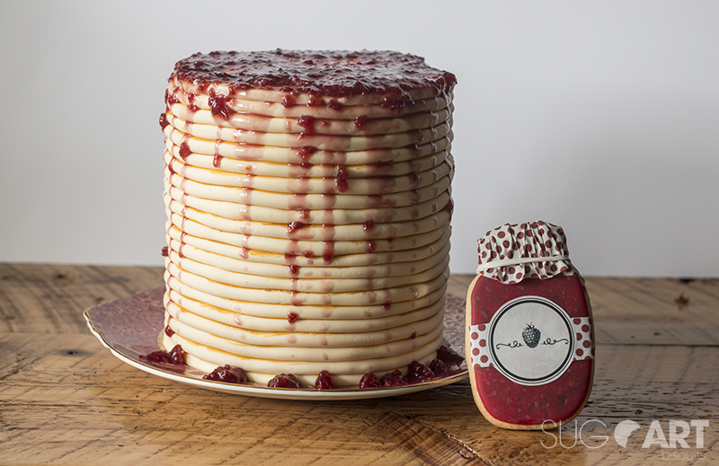 Du gâteau pour déjeuner