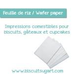 Papier wafer