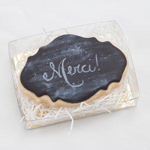 Biscuits merci