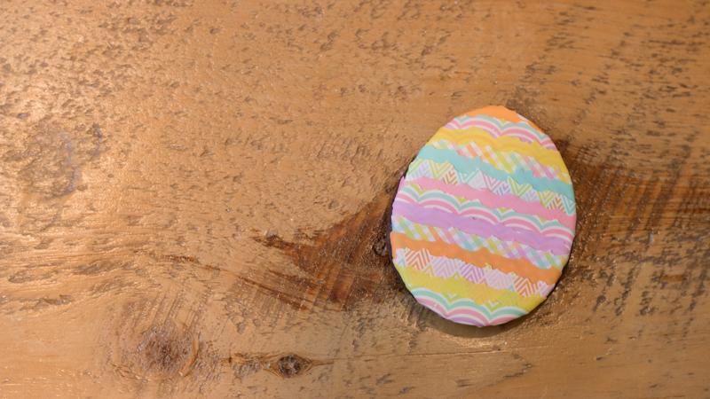 Comment faire des biscuits pour Pâques en forme d'oeufs