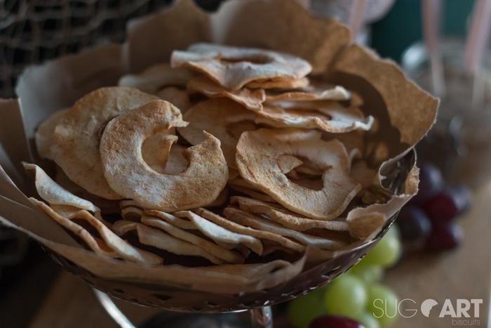 Desserts pour une table sucrée pour une fête d'enfants