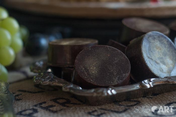 Chocolats sans allergènes