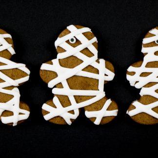 Biscuits Momie pour Halloween