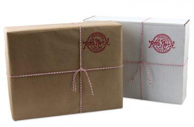 Boite cadeau pouvant être livré partout au Canada.